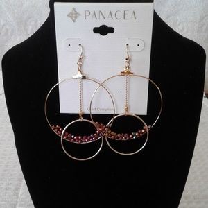 🆕️ NWT.  Panacea Earrings